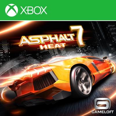 Asphalt 7: Heat es el primer juego multijugador en tiempo real para Xbox en Windows Phone