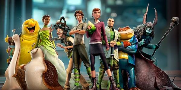 Gameloft, una de las compañías líderes en el desarrollo de juegos para móvil, lleva la última película de Blue Sky Studios a los smartphones y a las tabletas.